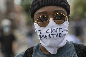 Anti-Racism Protests Versus COVID-19 Risk: 'I Wouldn't Weigh These Crises Sep...