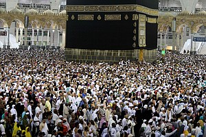 Indonesia Cancels Hajj Pilgrimage, Citing Risks Of Travel During Pandemic