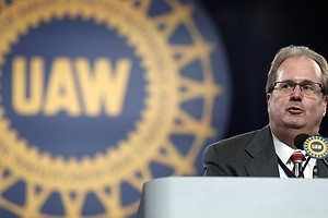 Former UAW President Gary Jones Pleads Guilty To Embezzlement, Racketeering