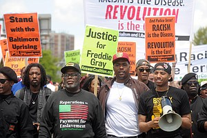 How Have Baltimore Protests Stayed Peaceful? Activists Take Lessons From 2015