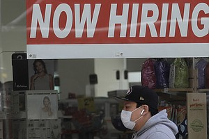 May Surprise: U.S. Adds 2.5 Million Jobs As Unemployment Dips To 13.3%