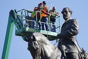 Protests Are Bringing Down Confederate Monuments Around The South