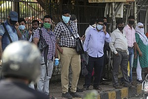 India Reopens Public Places Even As Coronavirus Cases Rise