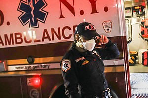 New York City EMS Workers Allege Retaliation After Speaking About Pandemic