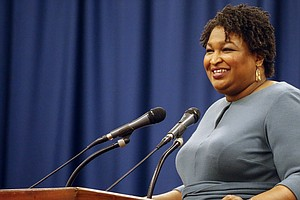 Stacey Abrams Calls Georgia's Primary Election 'An Unmitigated Disaster'