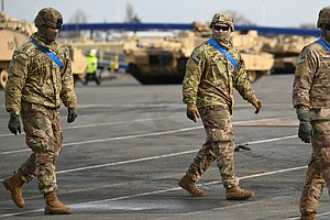 A Possible Plan To Pull U.S. Troops From Germany Causes A Stir In Both Countries