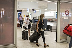 Greece Reopens To Tourists, But Some Coronavirus Restrictions Apply
