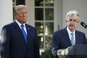 Jerome Powell Has The Most Humiliating Job In America