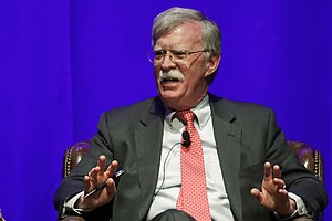 Justice Department Seeks To Block Publication Of John Bolton's White House Me...