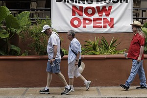 Texas Governor Says 'No Reason Today To Be Alarmed' As Coronavirus Cases Set ...