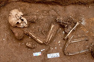 Ancient Bones Offer Clues To How Long Ago Humans Cared For The Vulnerable