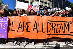 'Sigh Of Relief' Or 'Slippery Slope': Advocates and Opponents React To DACA R...