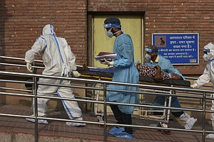 India Reports Record Spike In COVID-19 Cases, But Nixes Another Nationwide Lo...