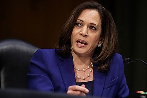 Kamala Harris Is Seen As The Clear Front-Runner To Be Joe Biden's Running Mate