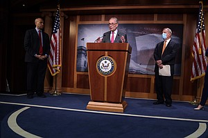 Democrats Vow To Block GOP Police Reform Bill Unless Republicans Agree To Neg...