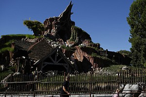 Disney Announces Redesign Of Splash Mountain After Some Call Ride Themes Racist