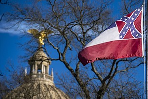 Mississippi Lawmakers Clear Path To Remove Confederate Emblem From State Flag