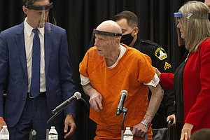 Golden State Killer Suspect Pleads Guilty To More Than A Dozen Murders