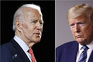 Biden Outpaces Trump As Campaigns Report Record Fundraising