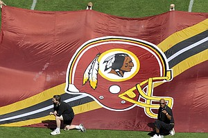 Washington Redskins And Cleveland Indians Are Rethinking Their Names