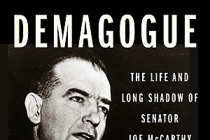 'We've Got To Learn From Our History,' 'Demagogue' Author Warns