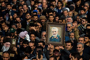 U.S. Killing Of Iran's Gen. Soleimani 'Was Unlawful,' U.N. Expert Says