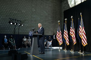 Republican Groups Backing Biden Get Attention. Their Impact On Voters Is Less...
