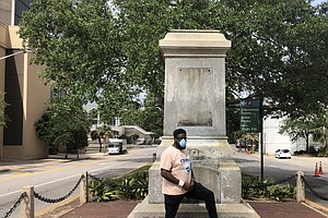 In Alabama, A City Debates How To Depict Its Past In The Present
