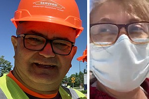 'We Were Treated Worse Than Animals': Disaster Recovery Workers Confront COVI...