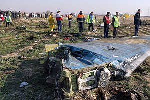 Iranian Report Details Chain Of Mistakes In Shooting Down Ukrainian Passenger...