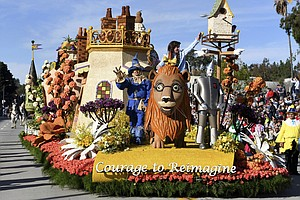 Organizers Nix 2021 Rose Parade, Its First Cancellation Since WWII