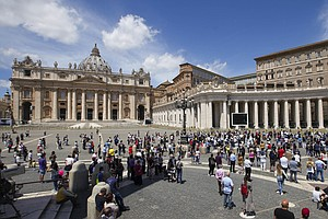New Vatican Guidance Urges Clergy To Report Cases Of Sexual Abuse