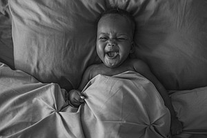 Global Photos: Babies Of The Pandemic Bring Love, Light — And Worries