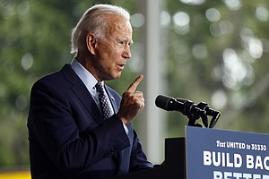 'Sleepy Joe'? Trump's Insult May Reveal Biden's Advantage