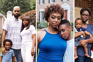 'Change Can Happen': Black Families On Racism, Hope And Parenting