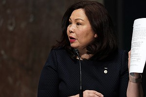 Tammy Duckworth's Stock Rises As A Possible VP Choice After High-Profile Weeks