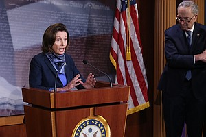 Pelosi, Dems Cite Election Interference In Request For Info From FBI