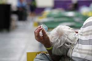 Disaster Relief For The Elderly And Disabled Is Already Hard. Now Add A Pandemic