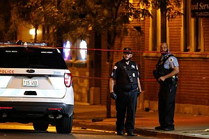 15 People Wounded In Shooting That Targeted Funeral In Chicago