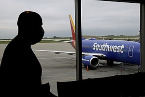 Southwest And American Airlines Tighten Their Mask Requirements By Ending Exe...