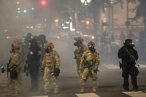 Border Patrol Response To Portland Unrest: Straying From Mission Or Continuin...