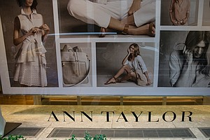 Another Bankruptcy At The Mall: Parent Company Of Ann Taylor, Loft Is Latest ...