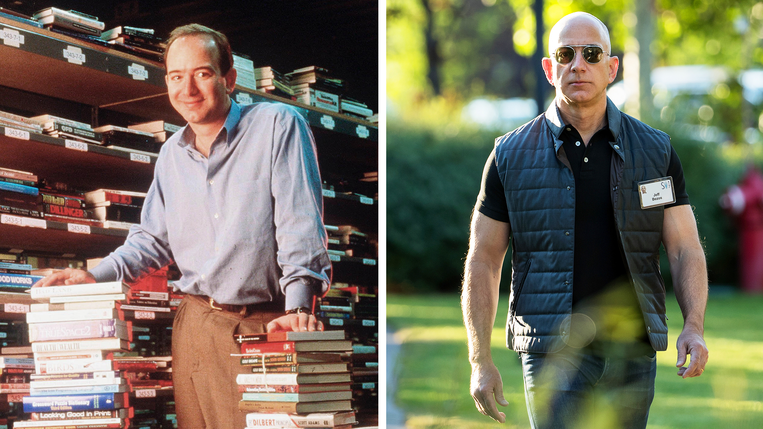 Bigger And Brawnier Clout Of Amazon And Ceo Jeff Bezos Under Scrutiny Kpbs