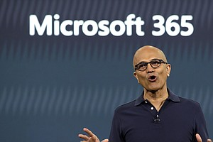 Microsoft Consults With Trump About Ongoing Talks To Buy TikTok From Chinese ...