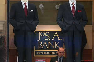 Unsuitable For A Pandemic? Add Men's Wearhouse, Jos. A. Bank To Bankruptcy List