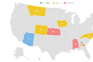 Senate Republicans Face Uphill Fight To Hold Majority