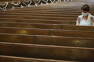 2 Out Of 3 Churchgoers: It's Safe To Resume In-Person Worship