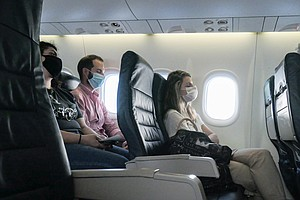 Coronavirus FAQ: Can An Airline Put You On A No-Fly List For Refusing To Mask...