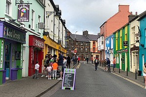 Ireland Finds U.S. Tourists During Pandemic May Be Trouble. But So Is Their A...