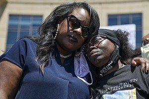 Parents Of Elijah McClain Sue City Of Aurora, Colo., And Police Over His Death